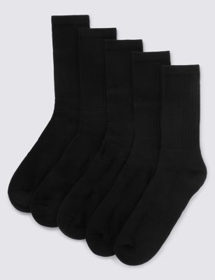 5 Pack Cool & Freshfeet Sports Socks