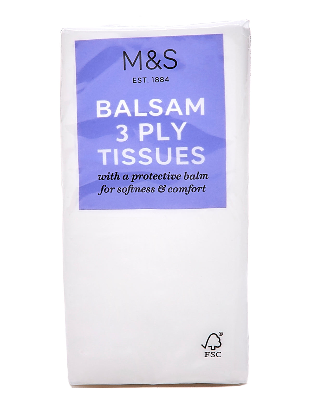 Balsam 3 Ply Tissues