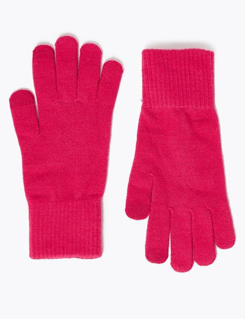 Super Soft Knitted Gloves