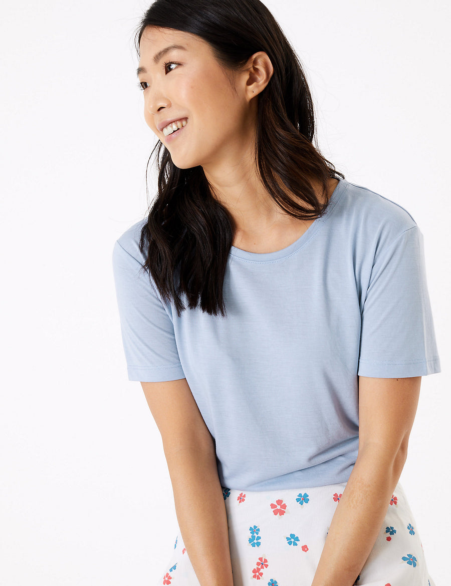 Relaxed Short Sleeve T-Shirt