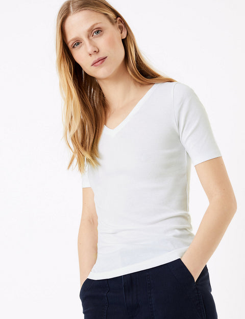 Pure Cotton Regular Fit T-Shirt