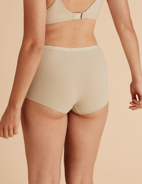 2 Pack Light Control No VPL Shaping Shorts