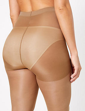 2 Pack 15 Denier Secret Slimming™ Body Shaper Tights