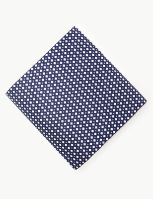 3 Pack Cotton Handkerchiefs