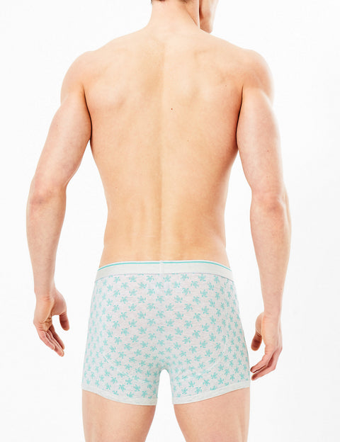 3 Pack Cotton with Lycra° Trunks