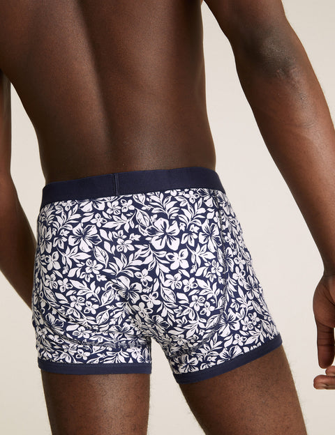 3 Pack Cotton Cool & Fresh™ Trunks