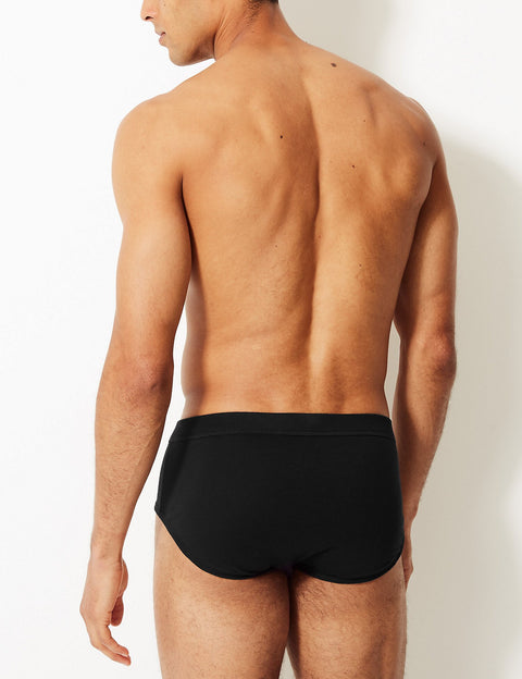 5 Pack Cotton Briefs