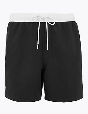 Contrast Swim Shorts