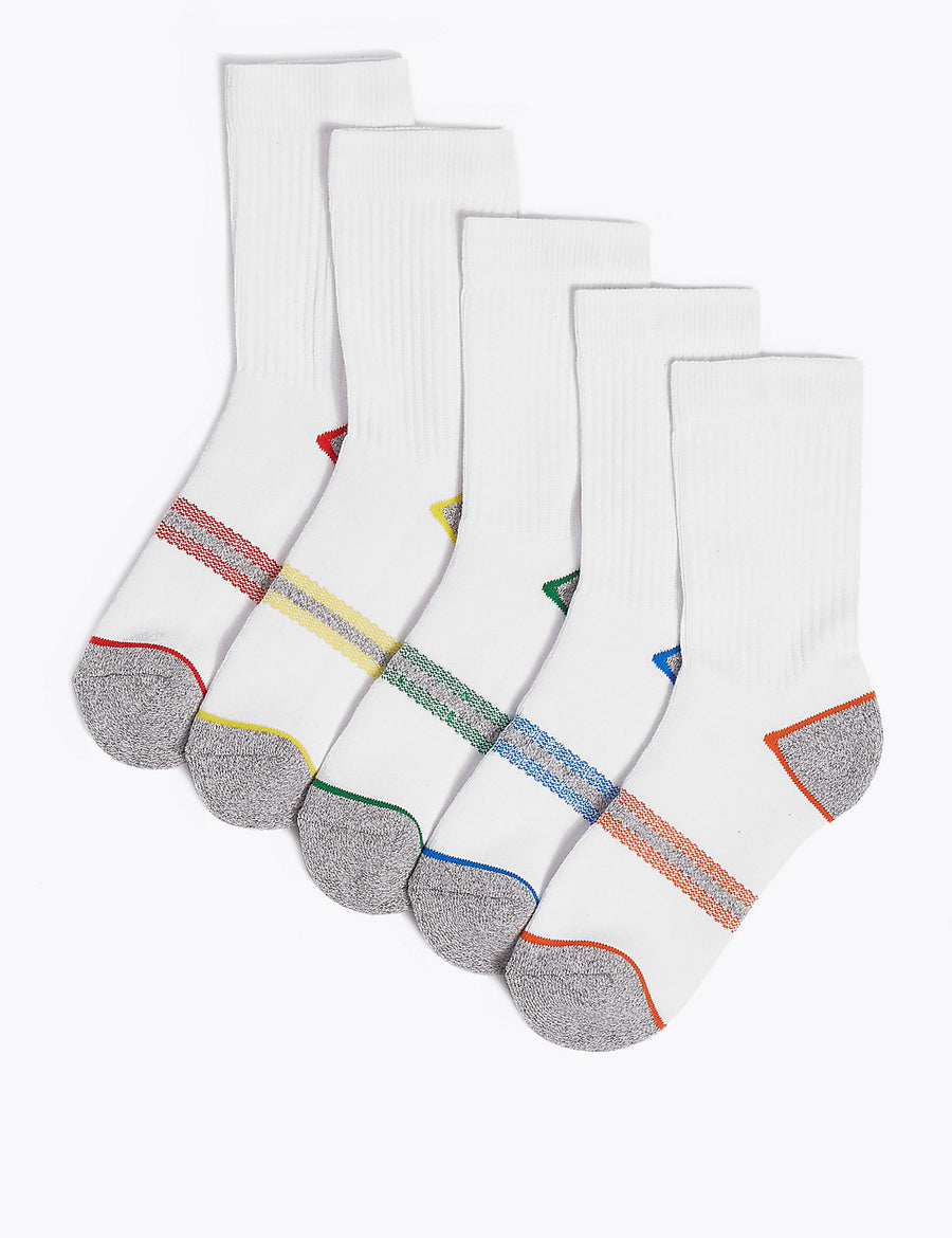 5 Pack of Sports Socks