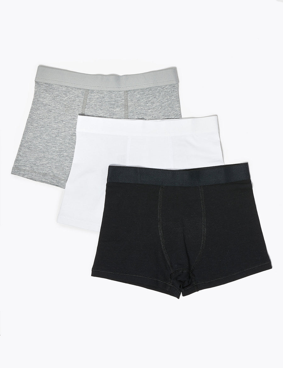 5 Pack Cotton Trunks