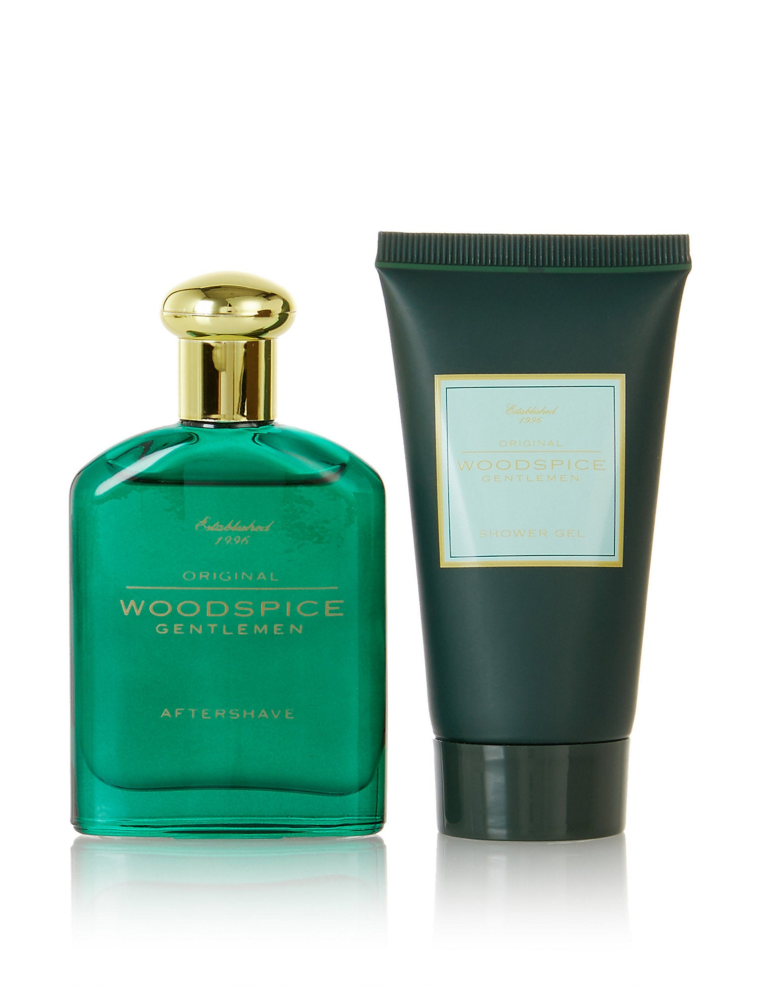 Woodspice Aftershave Gift Set