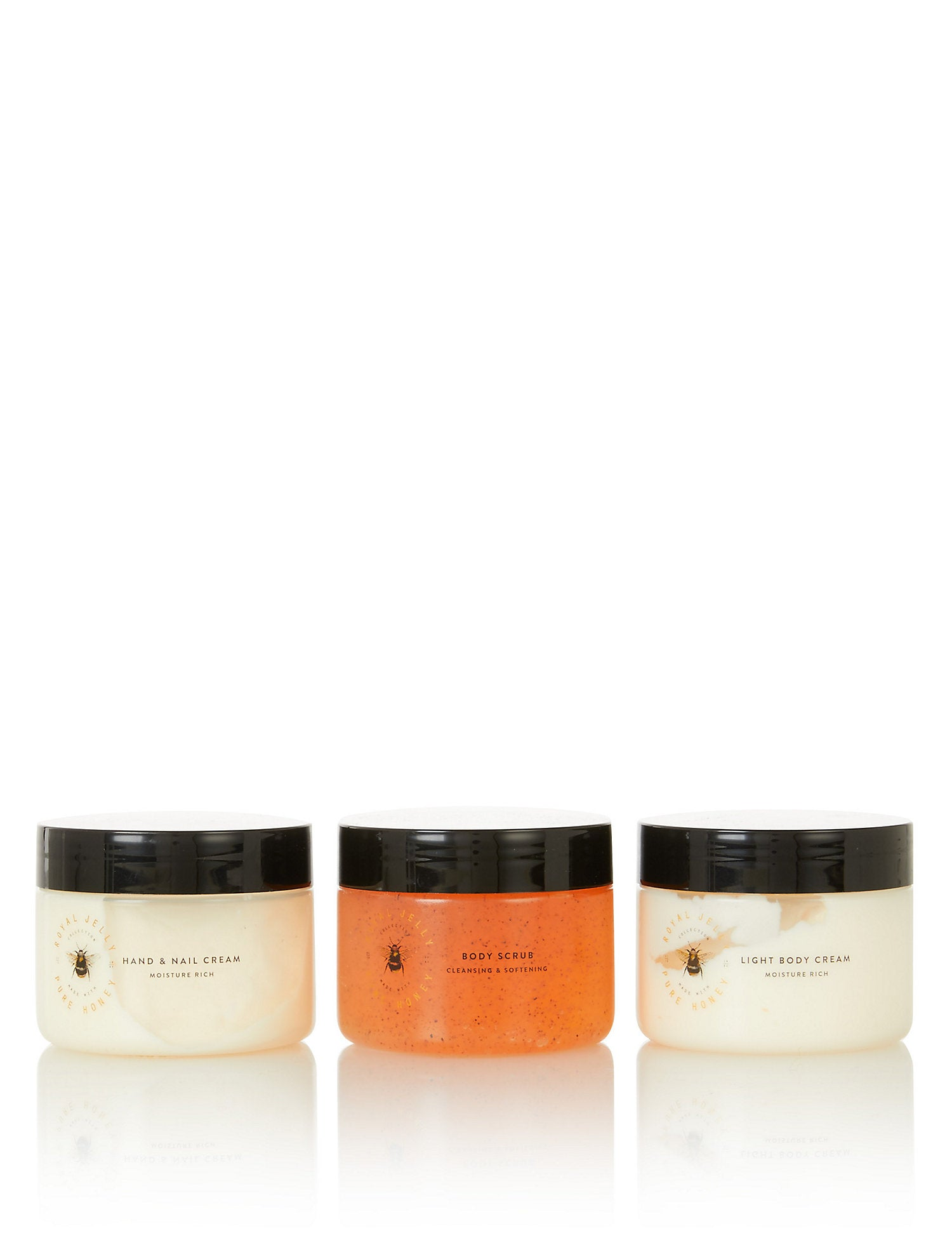 Royal Jelly Beauty Jar Gift Set