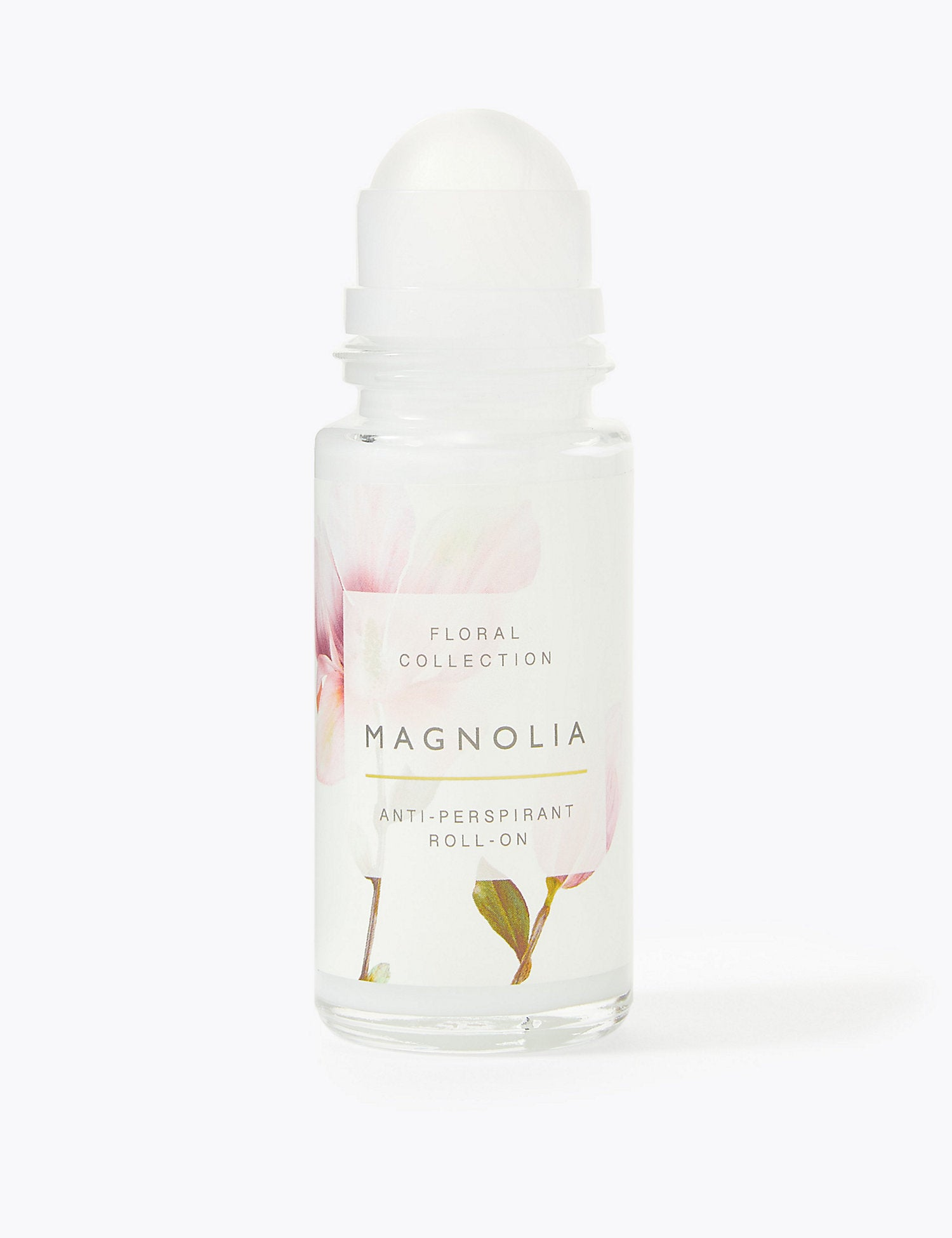 Magnolia Roll on Deodorant 50ml