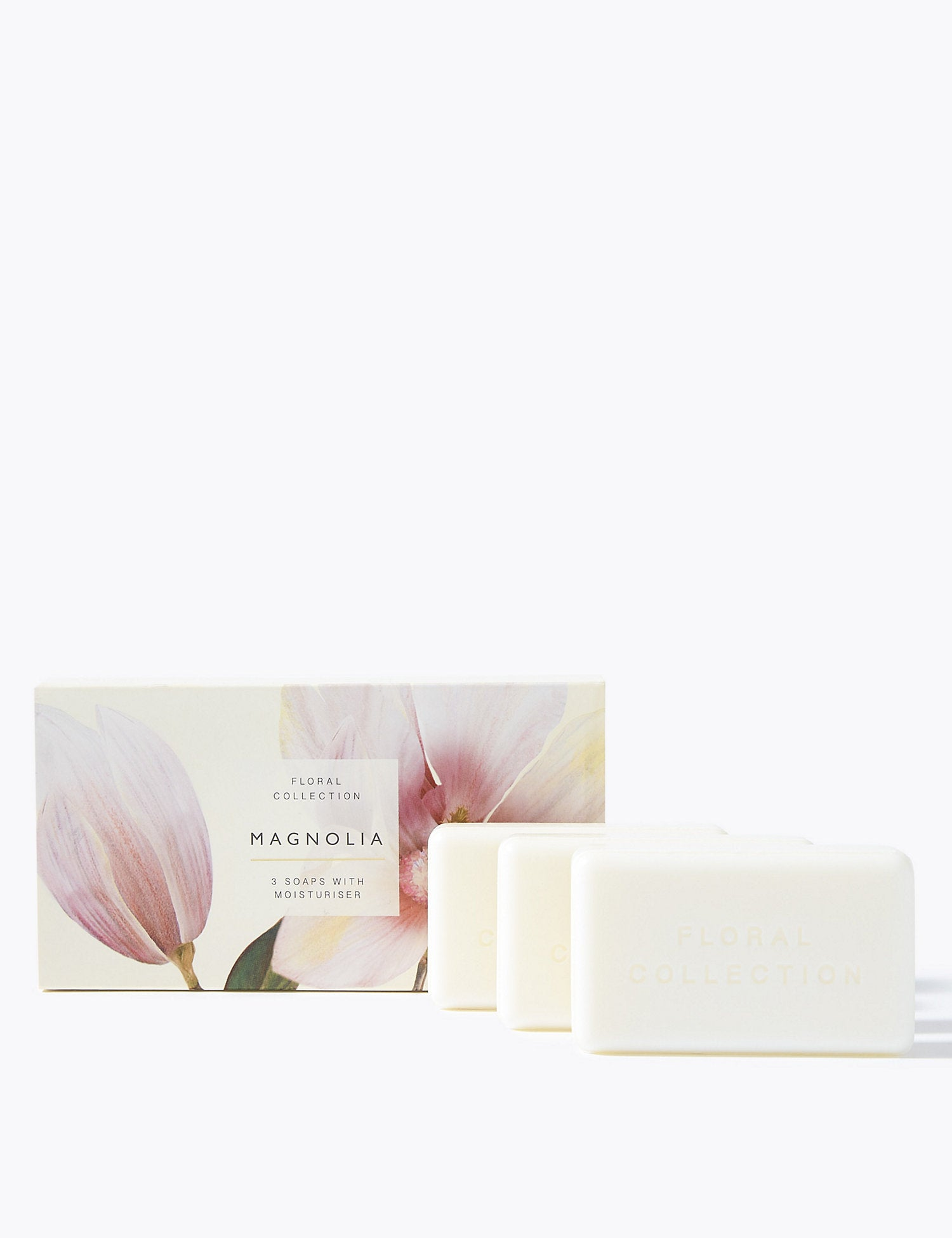Magnolia Trio of Soaps