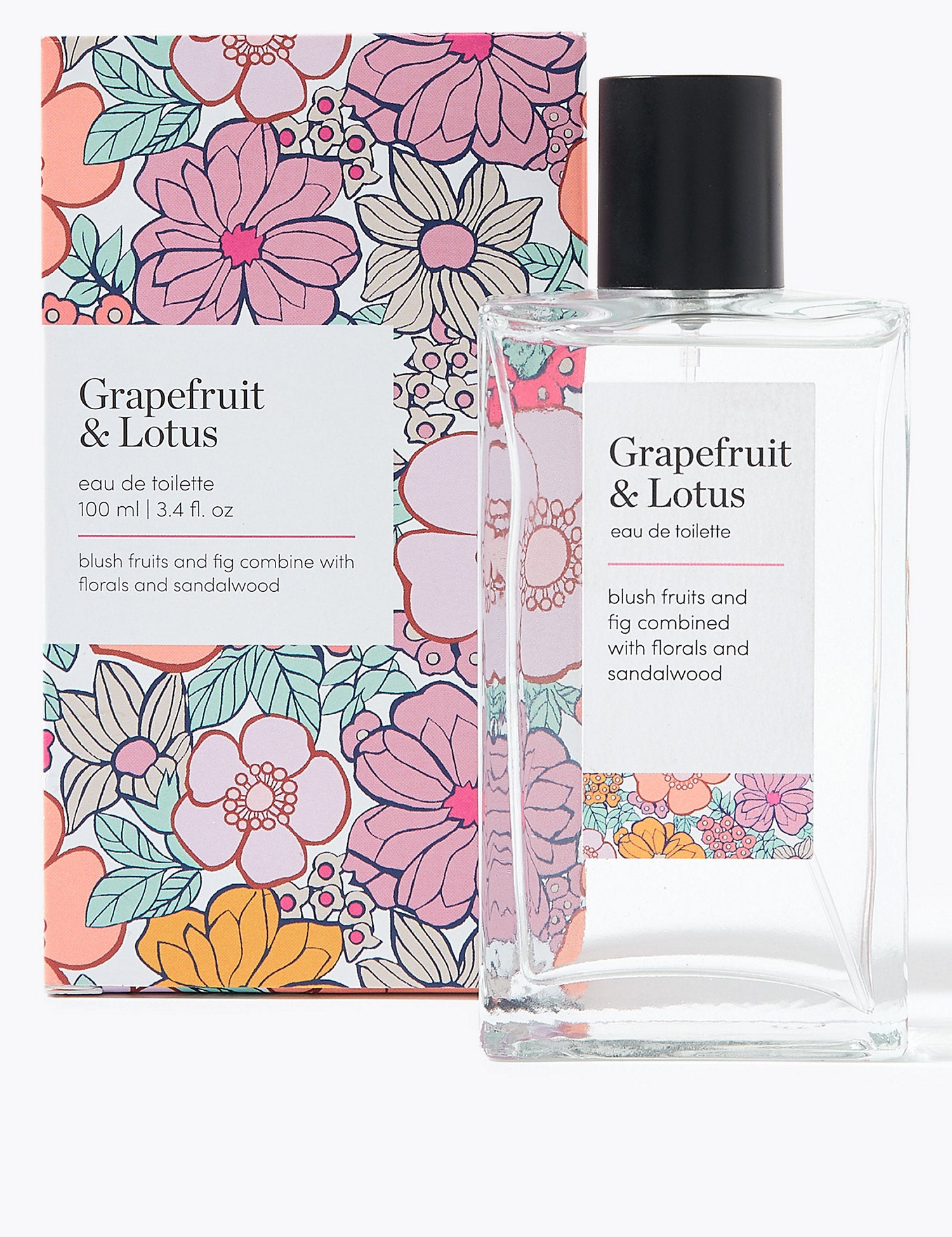 Grapefruit & Lotus Eau de Toilette 100ml