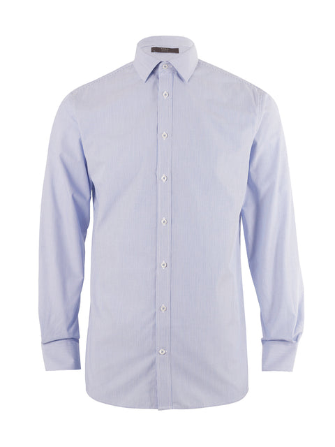 Regular Fit Simple Stripe Shirt