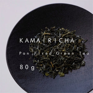 緑茶 釜炒り茶 (缶) | Pan-fired Green Tea (Can)