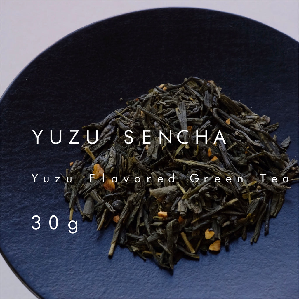 緑茶 ゆず煎茶 (封筒) |  Yuzu Flavored Green Tea (Envelope)