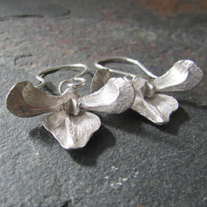 Delicate Flower Blossom Earrings