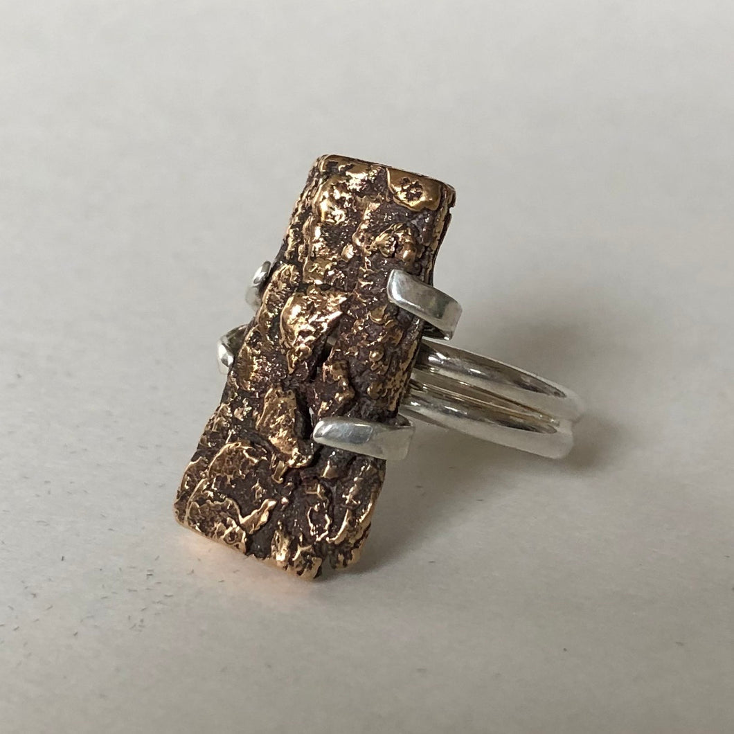 Woodland Bark Ring