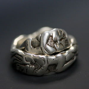 Embrace: Lovers Ring