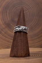 Stackable Twig Rings