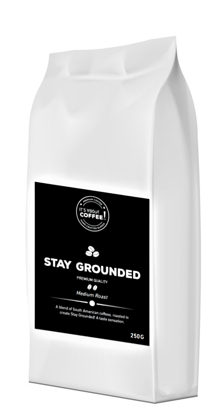 Stay Grounded Medium Roast 250g