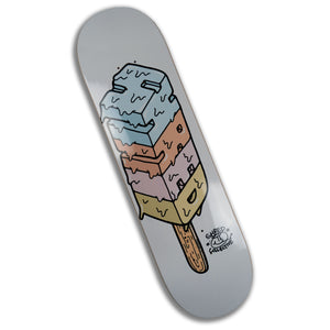 Popsicle Skateboard Deck