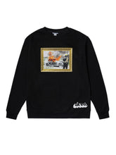 Load image into Gallery viewer, Car Fire Crewneck