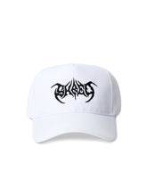 Load image into Gallery viewer, Death Snapback White