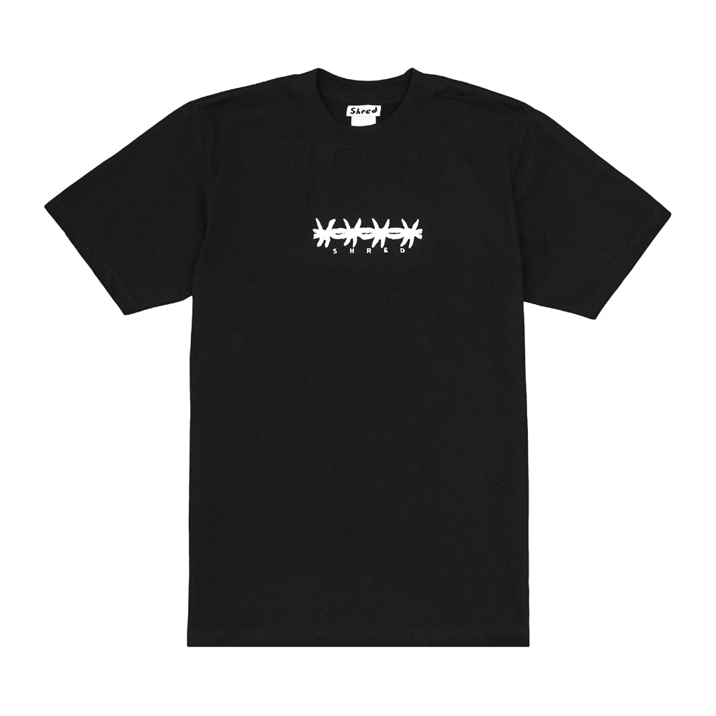 Barbed Wire Embroidered Tee
