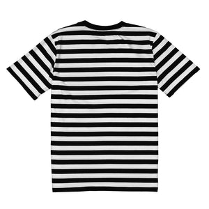 Fuck Stripes Embroidered Tee