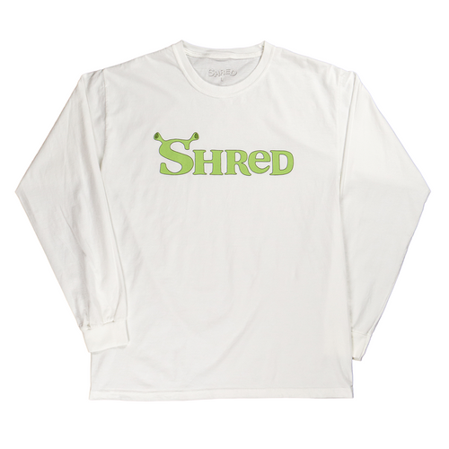 Shrekd Long Sleeve