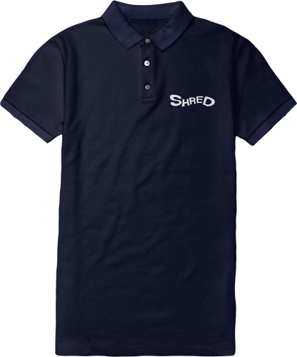 Shred Logo Polo