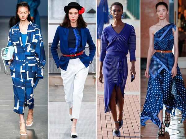 Spring- Summer 2020: 50 shades of Blue!