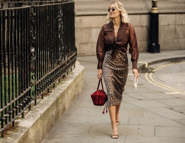 Animal print obsession, fashion trends for Spring-Summer 2019