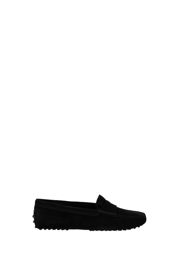 Tod's, Loafers  Women Black
