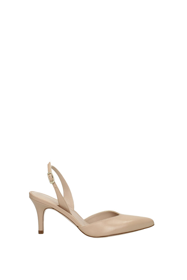 Stuart Weitzman Sandals  Sleek Women Beige