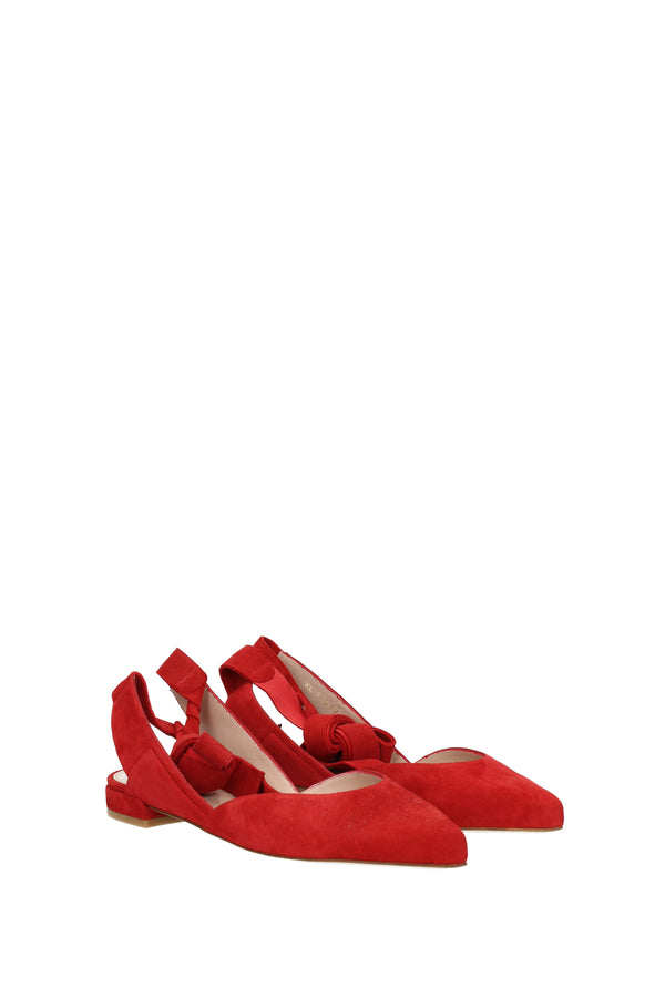 Stuart Weitzman Sandals  Supersonic Women Red