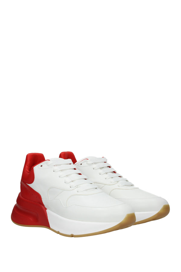 Alexander Mcqueen Sneakers  Men White