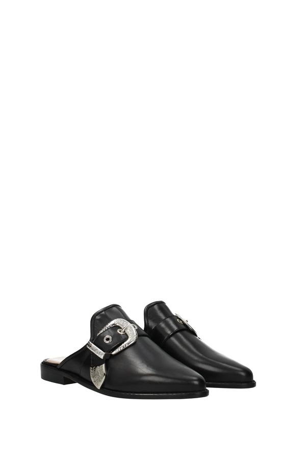 Slippers and clogs Stuart Weitzman ryan Woman Black