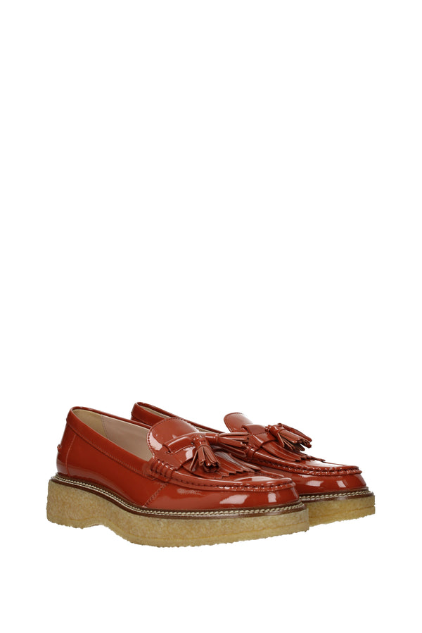 Tod's, Loafers  Women Brown