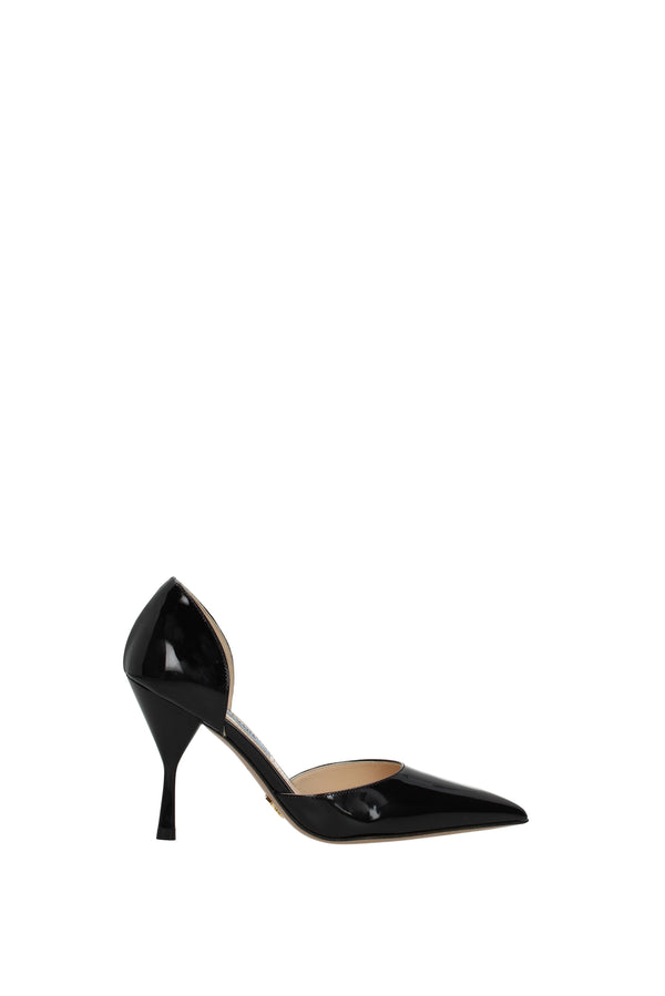 Sandals Prada Women Black