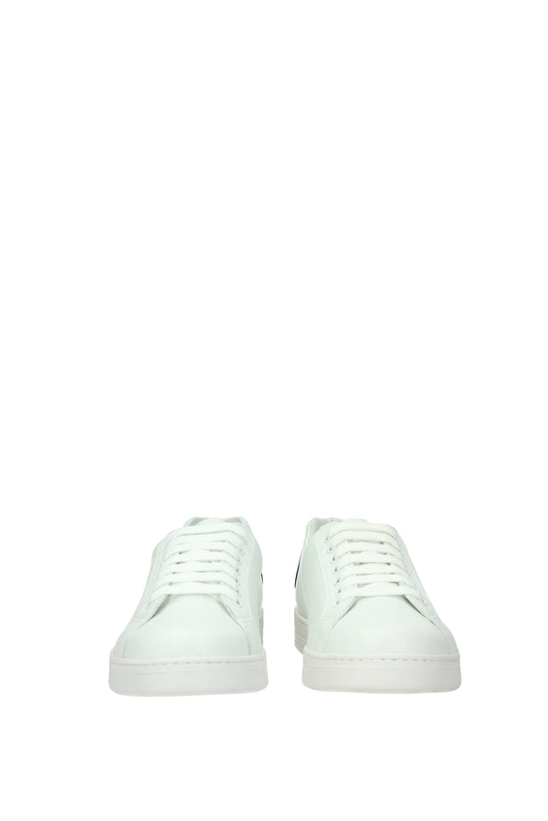 Prada Sneakers  Men White