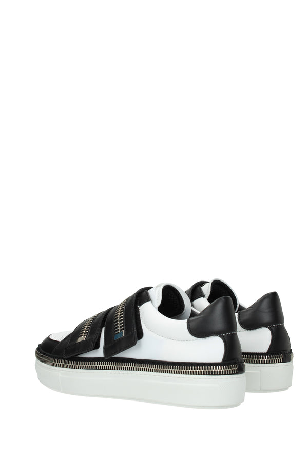 Balmain Sneakers  Man White