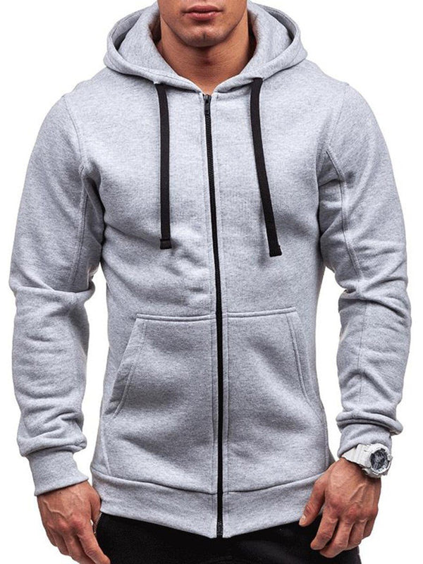 Cardigan Fleece Plain Loose Summer Hoodies