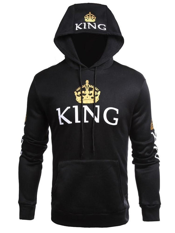 Pullover Loose Hoodies