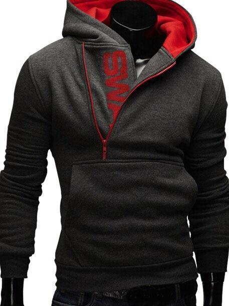 Thick Pullover Print Fall Korean Hoodies