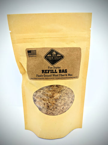 Fiber Light Refill Bag (Bulk Fiber)
