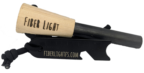 Fiber Light Ferro Rod